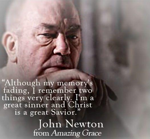 John Newton, Amazing Grace